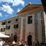 La chiesa di Sant'Eurosia di Lumini