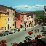 """Piazza """"de sora"""" a colori"""