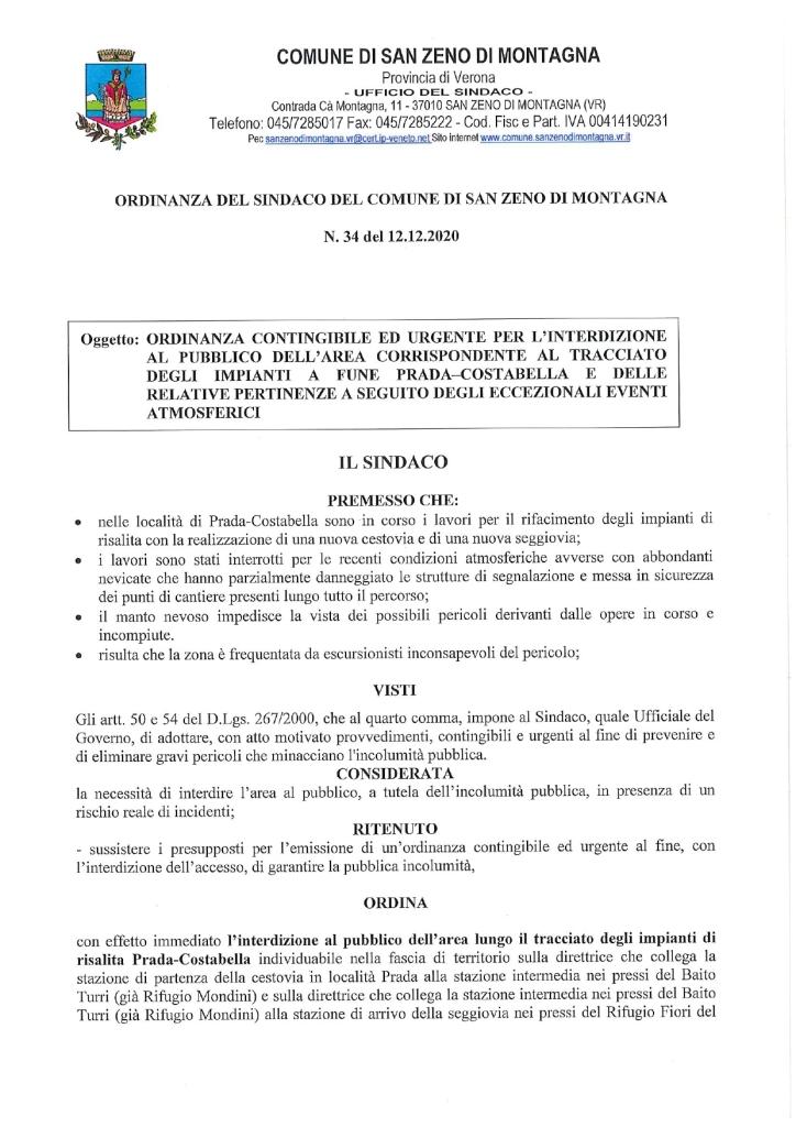ORDINANZA CONTINGIBILE URGENTE DEL SINDACO 34 DEL 12.12.2020_page-0001